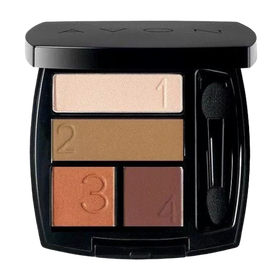 AVON Cienie do powiek Perfect Wear - Toasted Terracotta