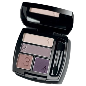 AVON Cienie do powiek Perfect Wear - Smoky Plums