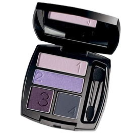 AVON Cienie do powiek Perfect Wear - Moonlit Mauve