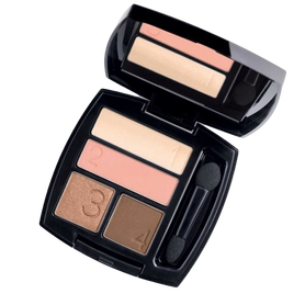 AVON Cienie do powiek Perfect Wear - Nearly Naked