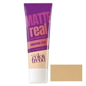 Avon Color Trend Podkład matujący Real Matte - Nude