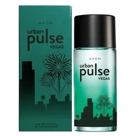 AVON Urban Pulse Vegas - Perfumy męskie EDT - 50ml