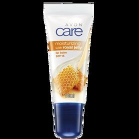 AVON Care Intensywnie nawilżający balsam do ust z woskiem pszczelim