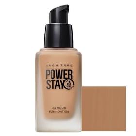 """Avon True Podkład do twarzy """"24 godziny"""" Power Stay - Cream Beige"""