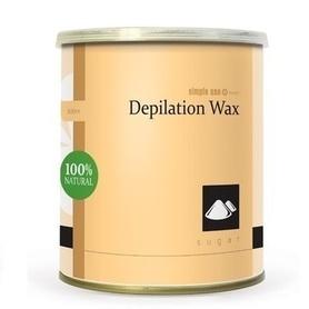 Simple Use Wosk Cukrowy do depilacji - puszka 800ml