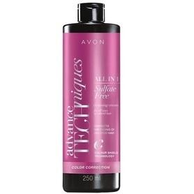 AVON Micelarny krem myjący do włosów 4w1 - 250ml (27748)