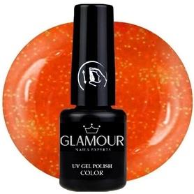♚25 Glamour - Lakier Hybrydowy [Glitter Himmer - z drobinkami]