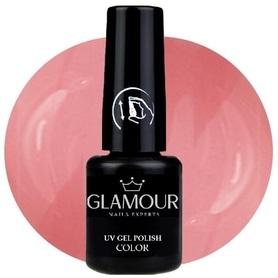 ♚21 Glamour - Lakier Hybrydowy [Pink Nud]