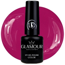 ♚37 Glamour - Lakier Hybrydowy [Purpure Lilac]