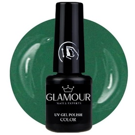 ♚30 Glamour - Lakier Hybrydowy [Moosgreen]