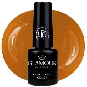 ♚40 Glamour - Lakier Hybrydowy [Lehmbrown]