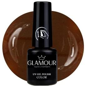 ♚41 Glamour - Lakier Hybrydowy [Signalbrown]