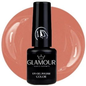 ♚43 Glamour - Lakier Hybrydowy [Look]