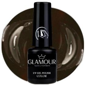 ♚96 Glamour - Lakier Hybrydowy [Chocolade]