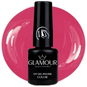 ♚51 Glamour - Lakier Hybrydowy [Pink]