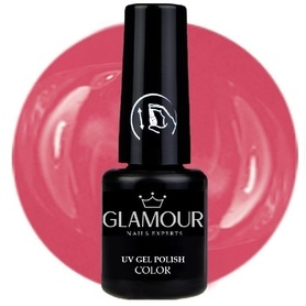 ♚53 Glamour - Lakier Hybrydowy [Rose]