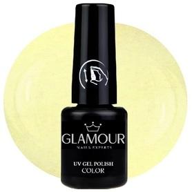 ♚174 Glamour - Lakier Hybrydowy [Pastel Gelb]