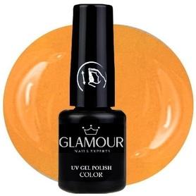 ♚199 Glamour - Lakier Hybrydowy [Orange Yellow]