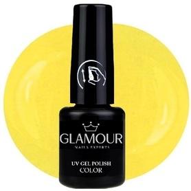 ♚191 Glamour - Lakier Hybrydowy [Gelb Citrones]