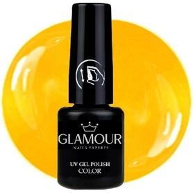 ♚97 Glamour - Lakier Hybrydowy [Canary Yellow]