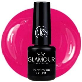 ♚77 Glamour - Lakier Hybrydowy [Sexy Pink]