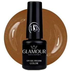 ♚85 Glamour - Lakier Hybrydowy [Nugat]