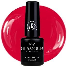♚73 Glamour - Lakier Hybrydowy [Retro Pink]