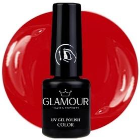 ♚70 Glamour - Lakier Hybrydowy [Dark Orange]