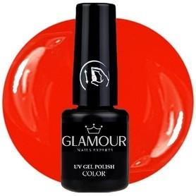 ♚71 Glamour - Lakier Hybrydowy [Orange]