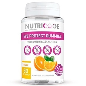 FM Nutricode Eye Protect Gummies