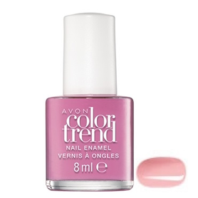 AVON Color Trend Lakier do paznokci - Candy Pink